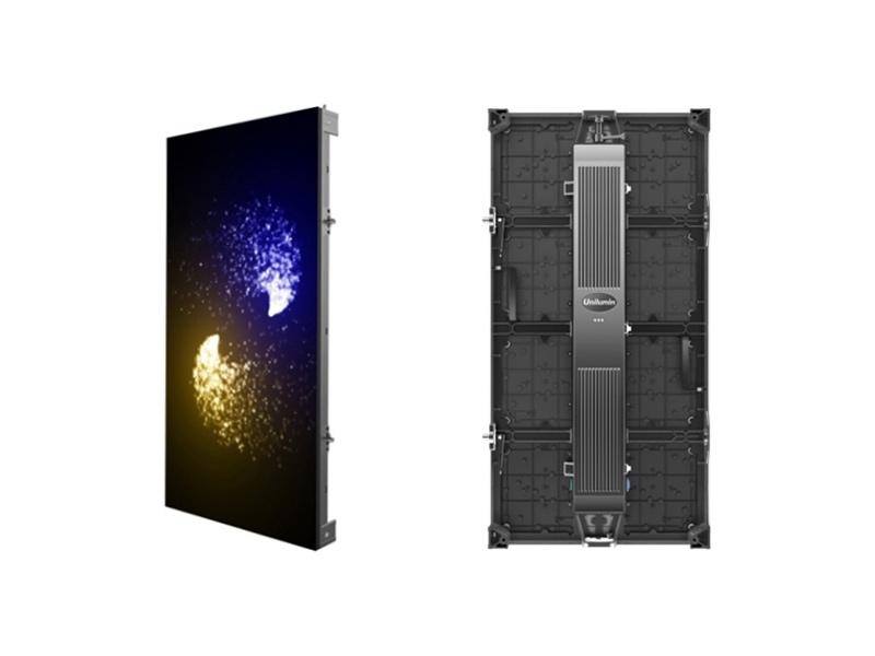 P4 500x1000 户外固定安装LED显示屏